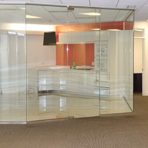 Glass Partition Hardware HD 500